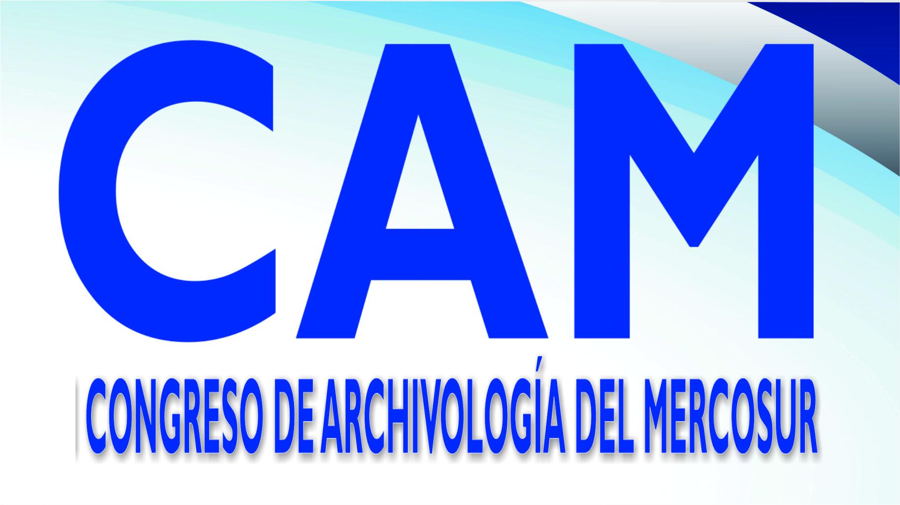 LOGO CONGRESO DE ARCHIVOLOGIA DEL MERCOSUR